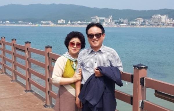 행복 코디네이터로 활동하고 있는 황종연 김선남 목사 부부