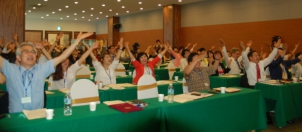 국제웰빙전문가협회 강사 페스티벌 행사(서울대학교)