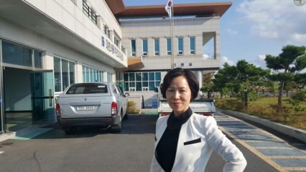 한국강사총연합회 회장 정인경 교수