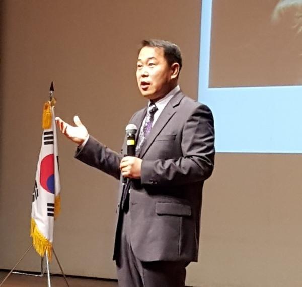 국제웰빙전문가협회 설립자 김용진 교수