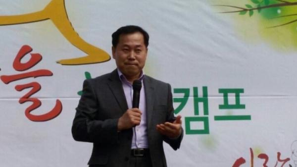국제웰빙대학교 김용진 총장